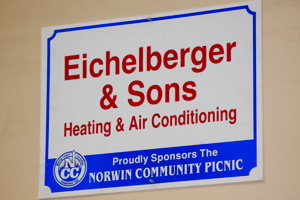 Eichelberger & Sons sign